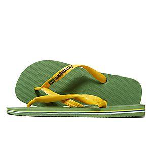 f7c02bc632ded Havaianas Brazil Logo Flip Flops ...