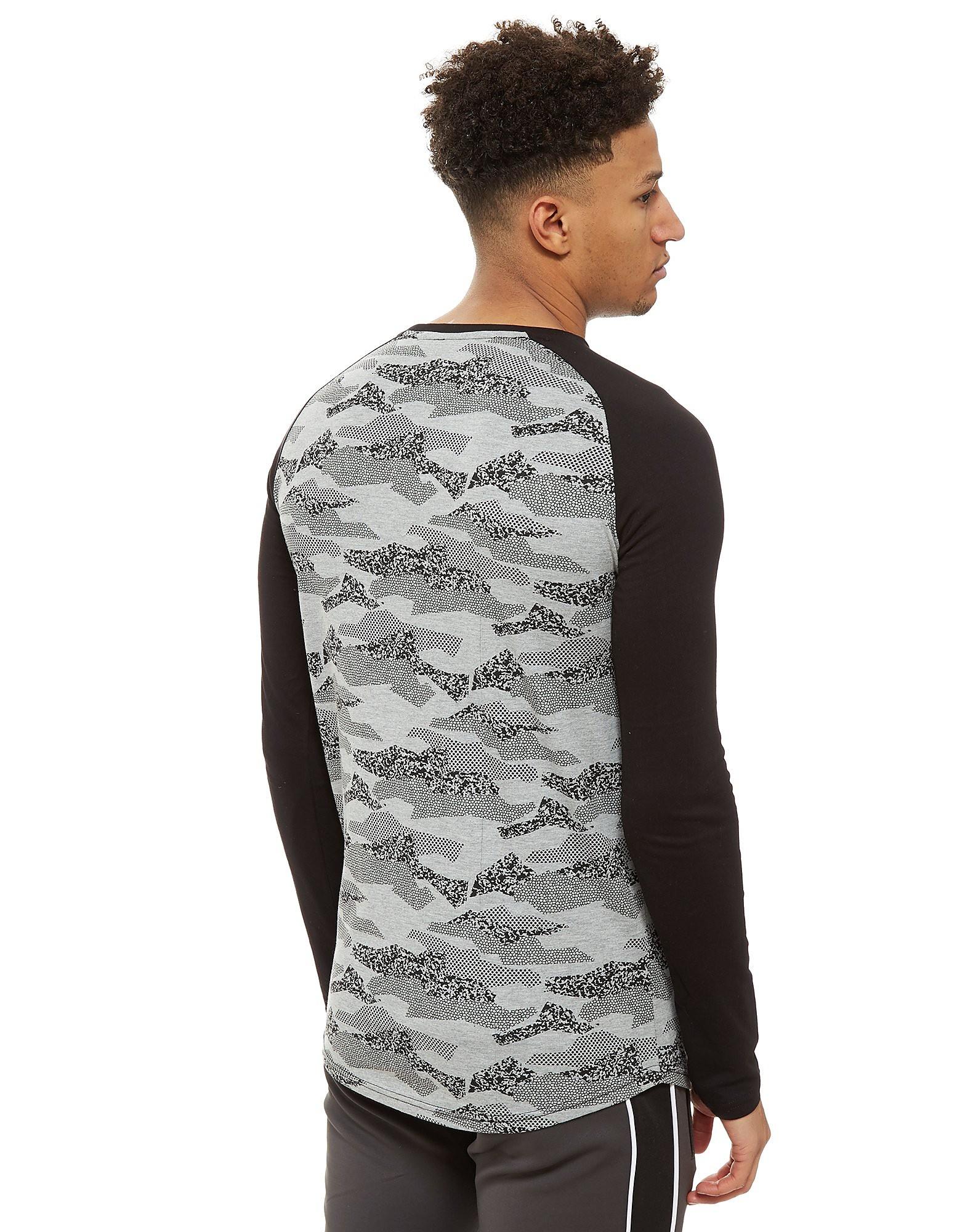 Sonneti Sanka Camo Long Sleeve T-Shirt