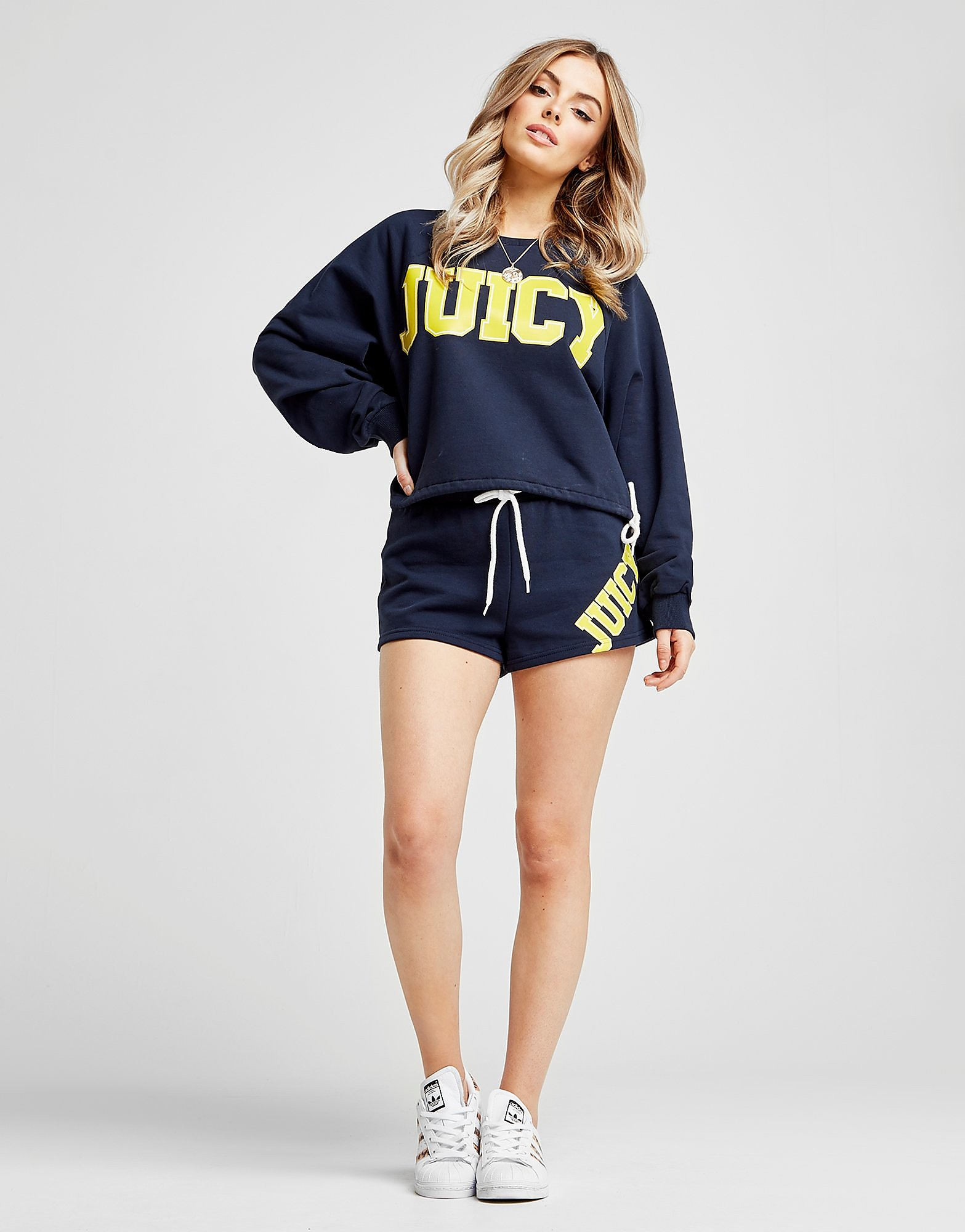 Juicy by Juicy Couture Logo Shorts