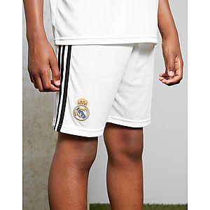 adidas Real Madrid 2018 19 Home Shorts Junior ... cf6c9590d