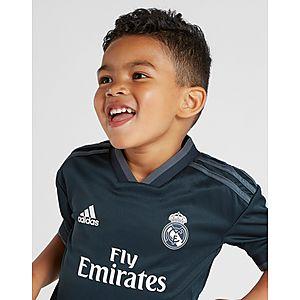 d239ef61e ... adidas Real Madrid 2018 19 Away Kit Children