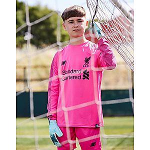 best sneakers 0dd3c b2f4b New Balance Liverpool FC 2018/19 Third Goalkeeper Shirt Junior