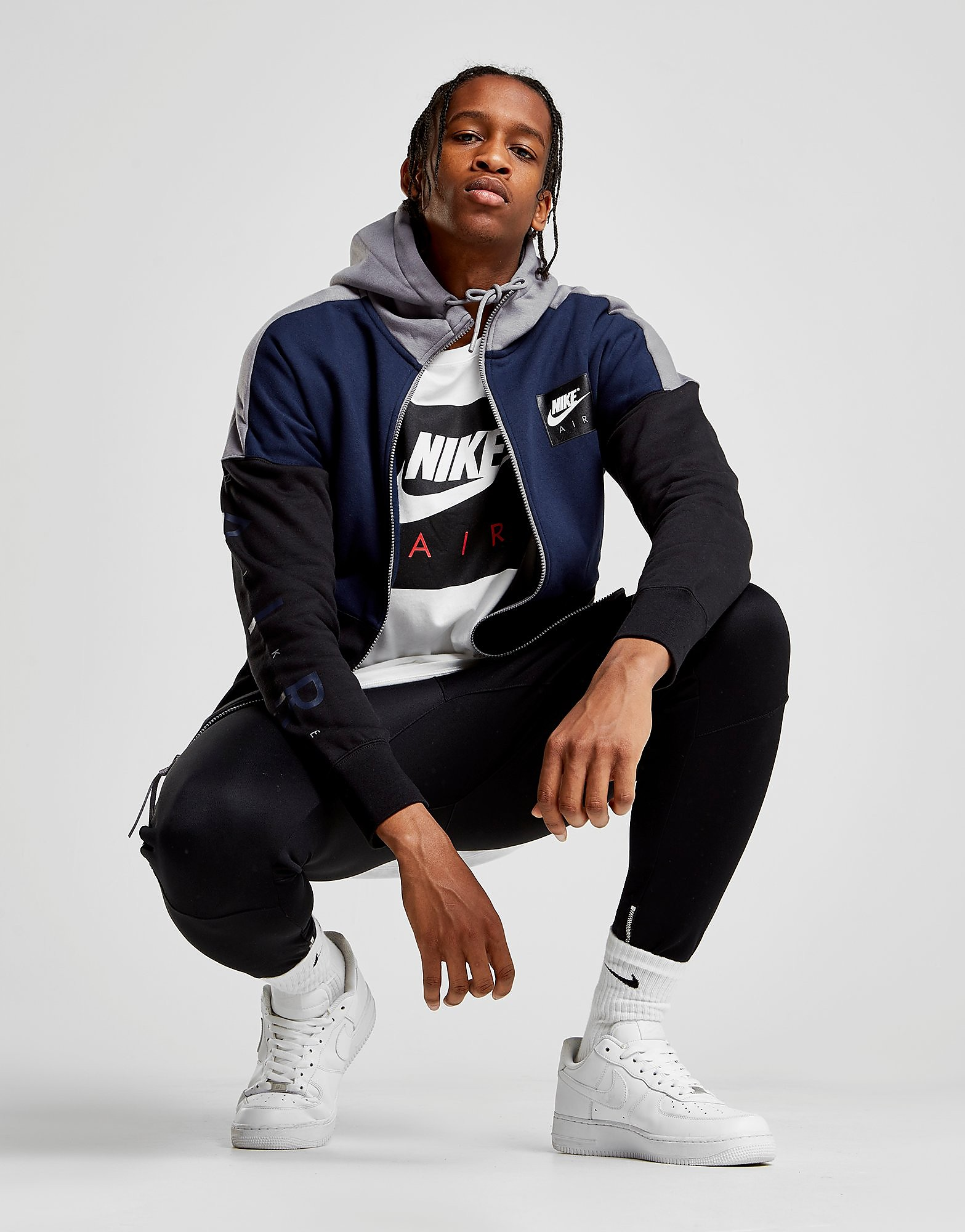 Nike Air Full Zip Fleece
