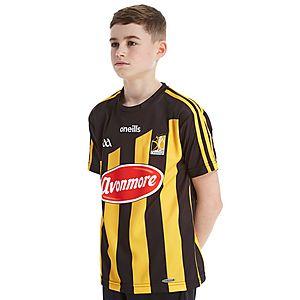 O Neills Kilkenny GAA 2018 Home Shirt Junior ... 68af024c7