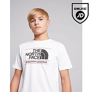 The North Face Never Stop Exploring Easy T-Shirt Junior ... 30e43b3e47c95