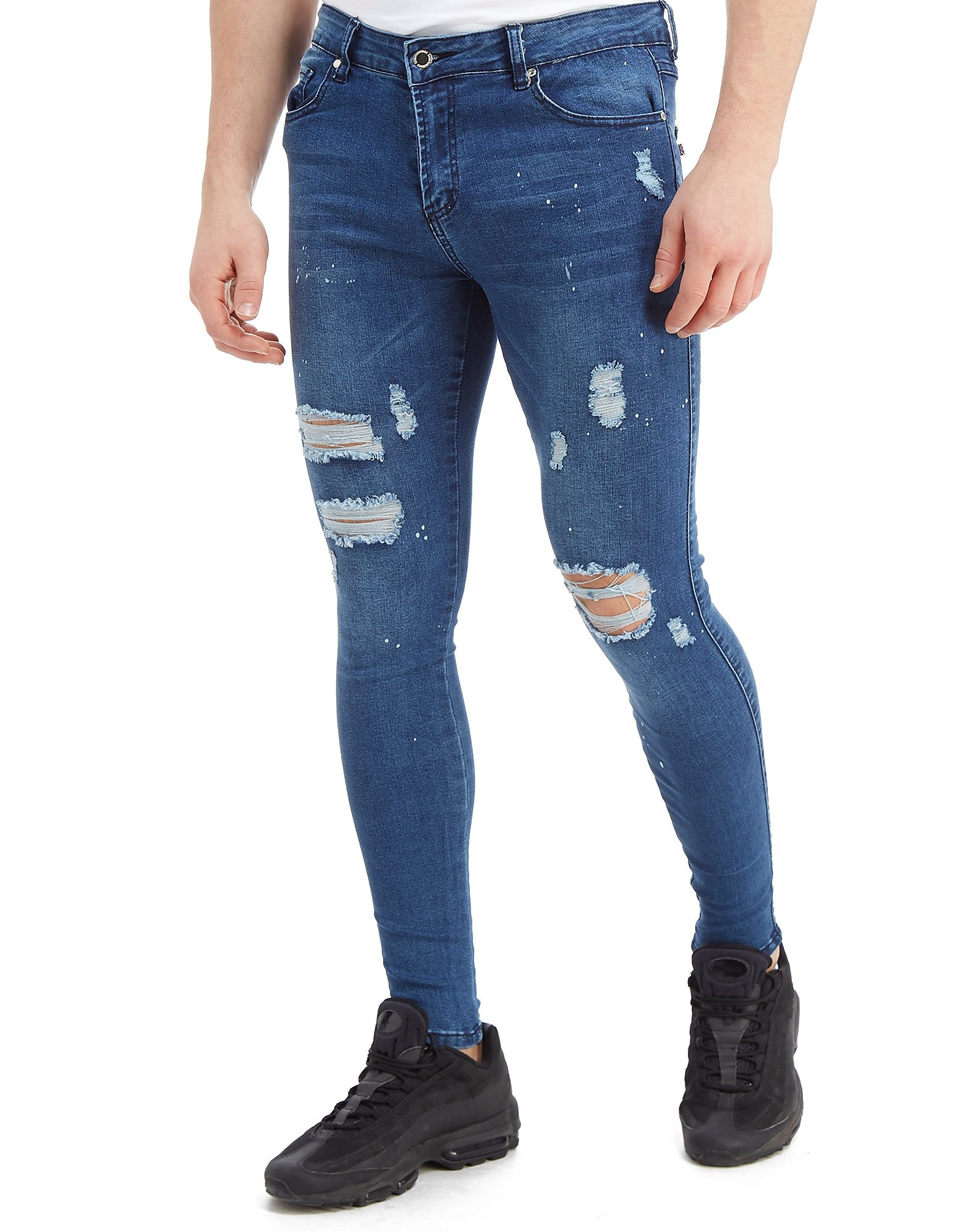 Good For Nothing Mid-Rise Denim Jeans