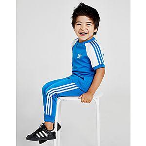 5fc249f52 ... adidas Originals California Colour Block T-Shirt Infant