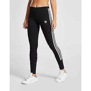... adidas Originals 3-Stripes Piping Leggings 163207eaacc