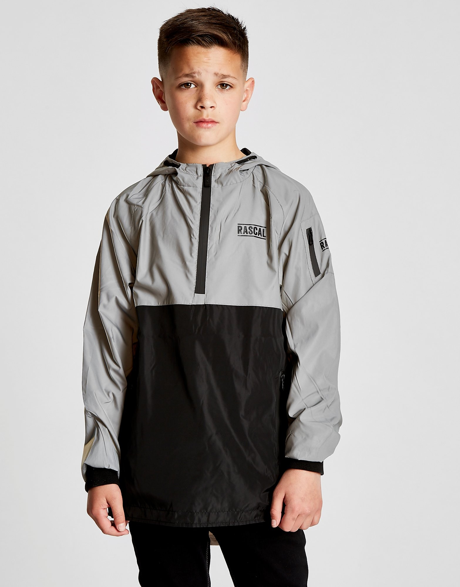 Rascal Reflective Overhead Jacket Junior