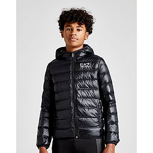 02df2a7f3061f Emporio Armani EA7 Core Down Jacket Junior ...