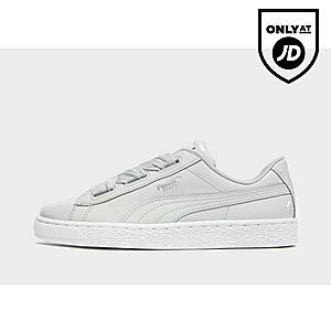 cec0400ae2e PUMA Basket Heart Patent Junior ...
