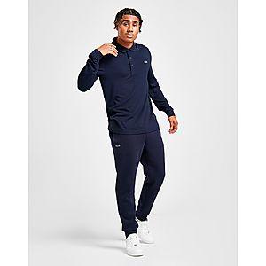 168233d9d6f Lacoste Slim Cuffed Fleece Pants ...