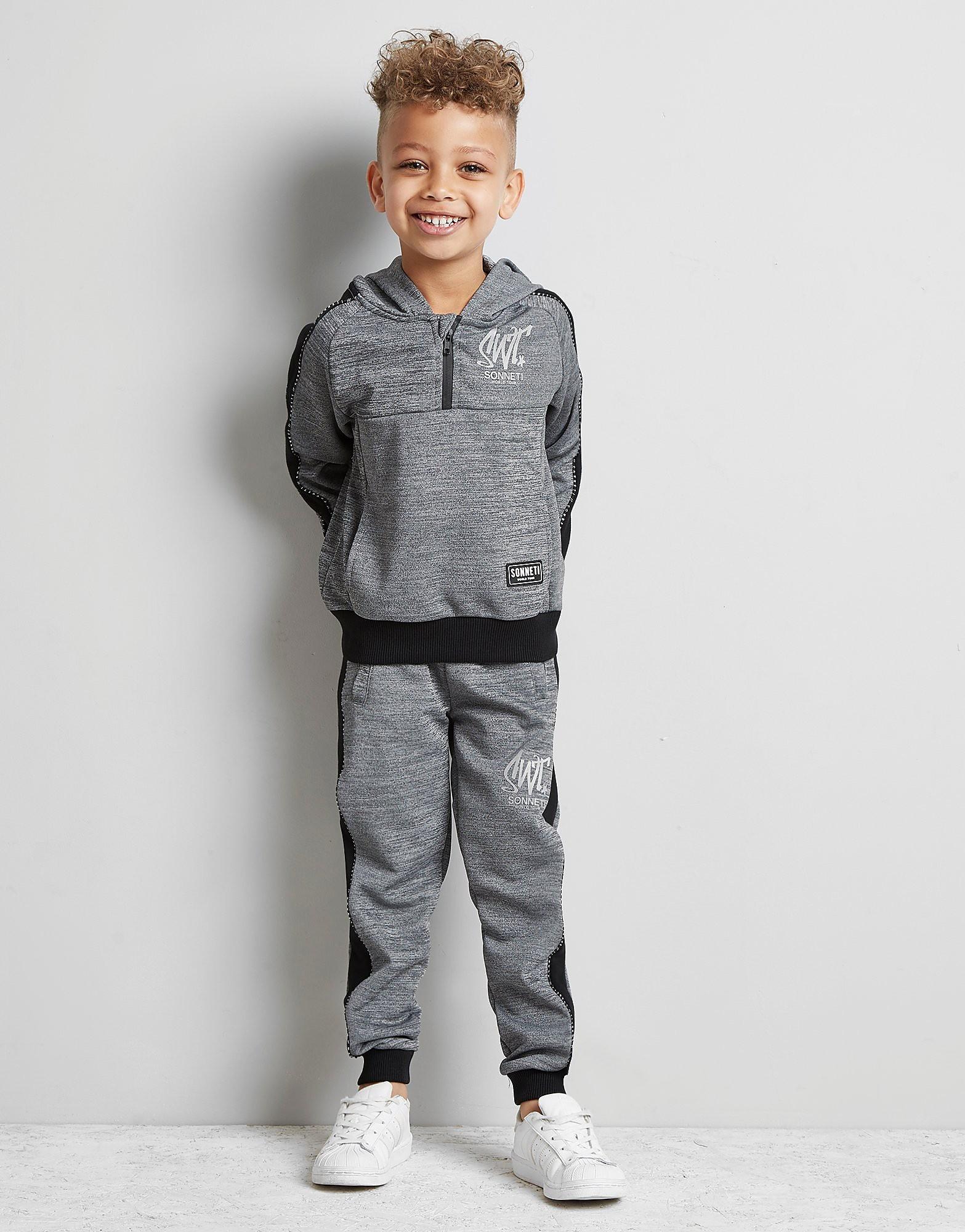 Sonneti Mini Welby 1/2 Zip Suit Children