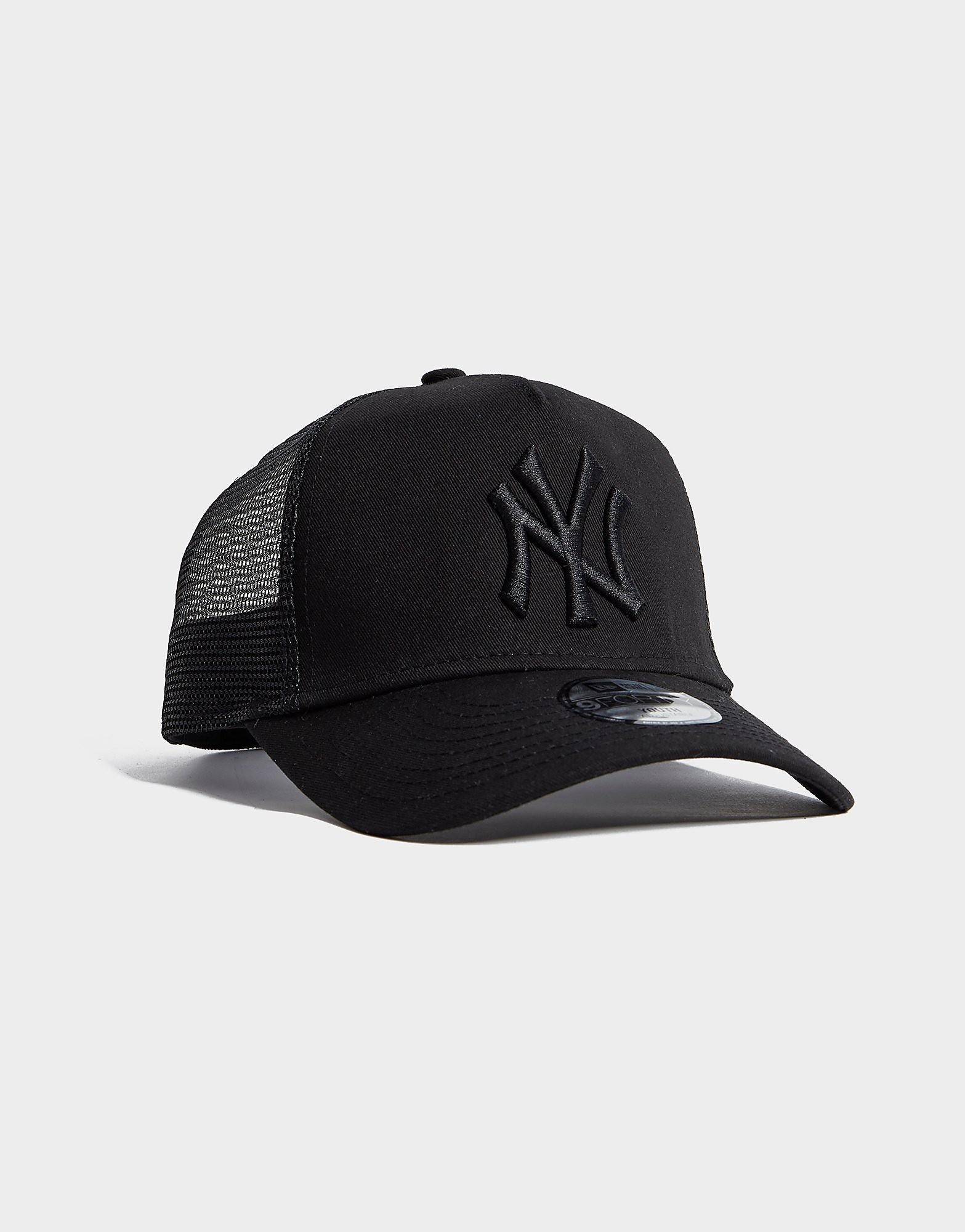 New Era New York Yankees MLB Trucker Cap Junior