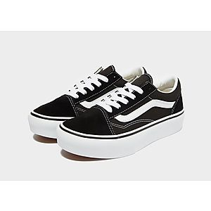 633676a082 Vans Old Skool Platform Children Vans Old Skool Platform Children