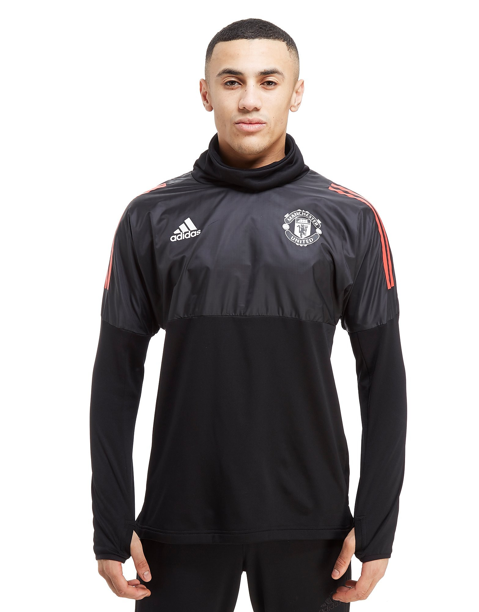 adidas Manchester United FC Hybrid Top