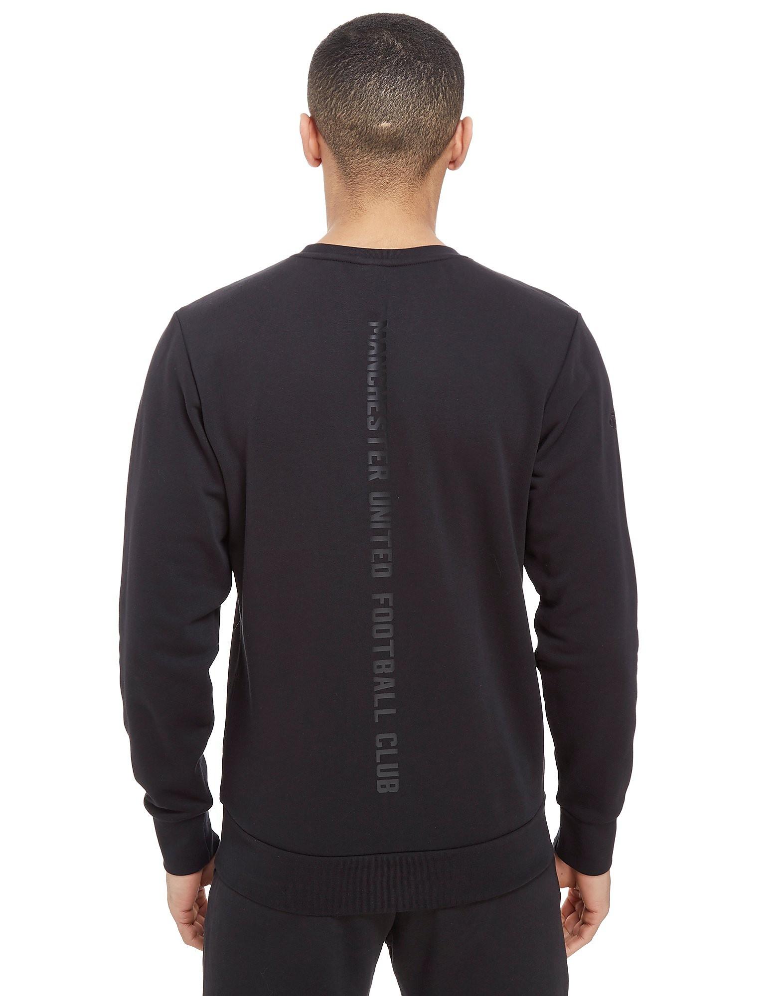adidas Manchester United FC Crew Sweatshirt