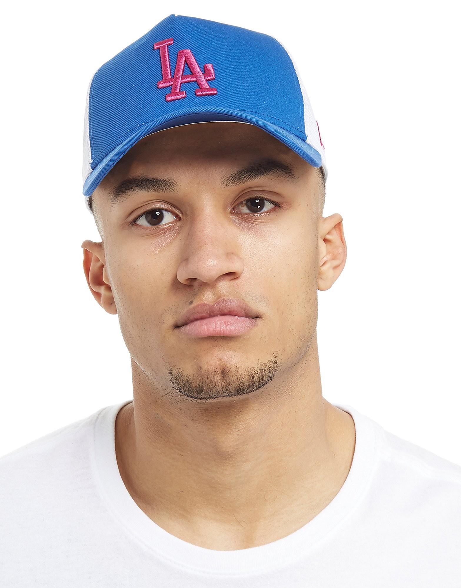 New Era MLB Los Angeles Dodgers Trucker Cap