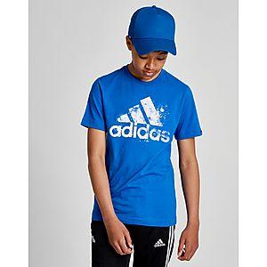 adidas T-Shirts   Polo Shirts - Kids   JD Sports b421a14a7461