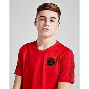 ... Jordan x Paris Saint Germain Squad Top Junior 7071b65f65203