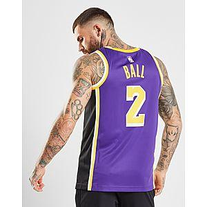 08ba07f9551 ... Nike NBA Los Angeles Lakers Swingman Jersey