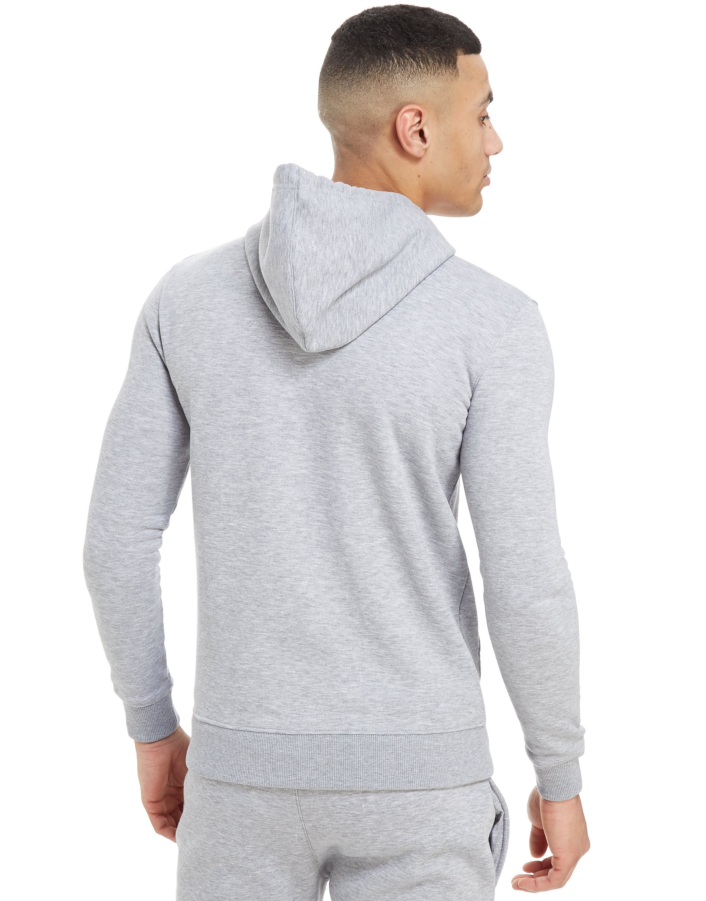 Gym King Zip Through Fleece Hoodie