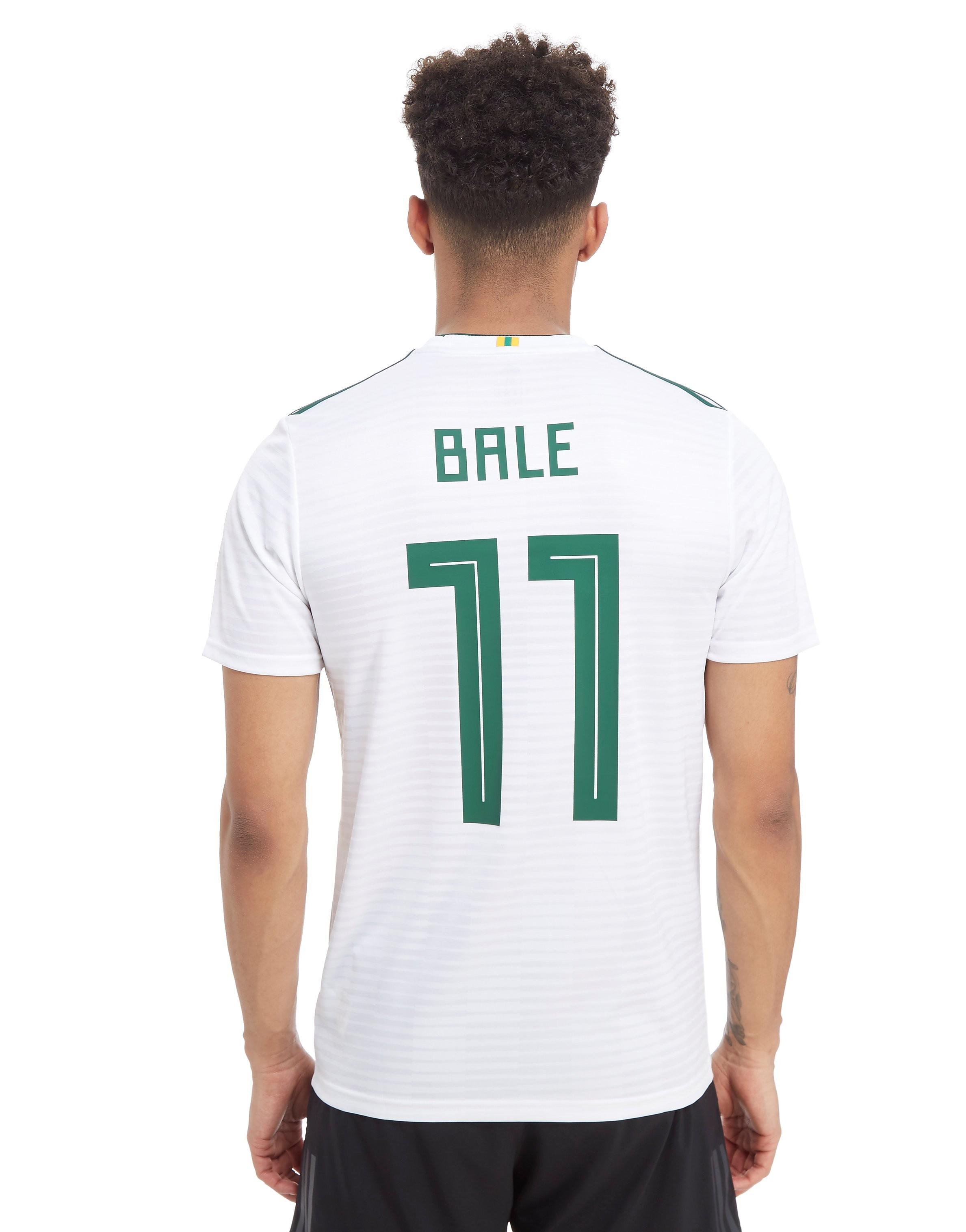 adidas Wales 2018 Away Bale #11 Shirt