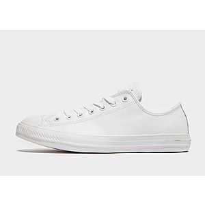 bda5e9512db5 Converse All Star Ox Leather Mono ...