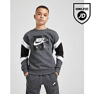 Nike Air Crew Sweatshirt Junior ... 40cb15af1a