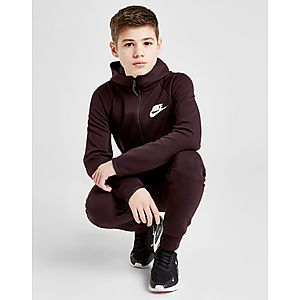 fad2b46786d3 ... Nike Tech Essential Full Zip Hoodie Junior