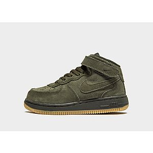 huge selection of 500e4 e3fca Nike Air Force 1 Mid Infant ...