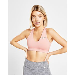 f1f6c3d004 Nike Training Indy Logo Sports Bra Nike Training Indy Logo Sports Bra