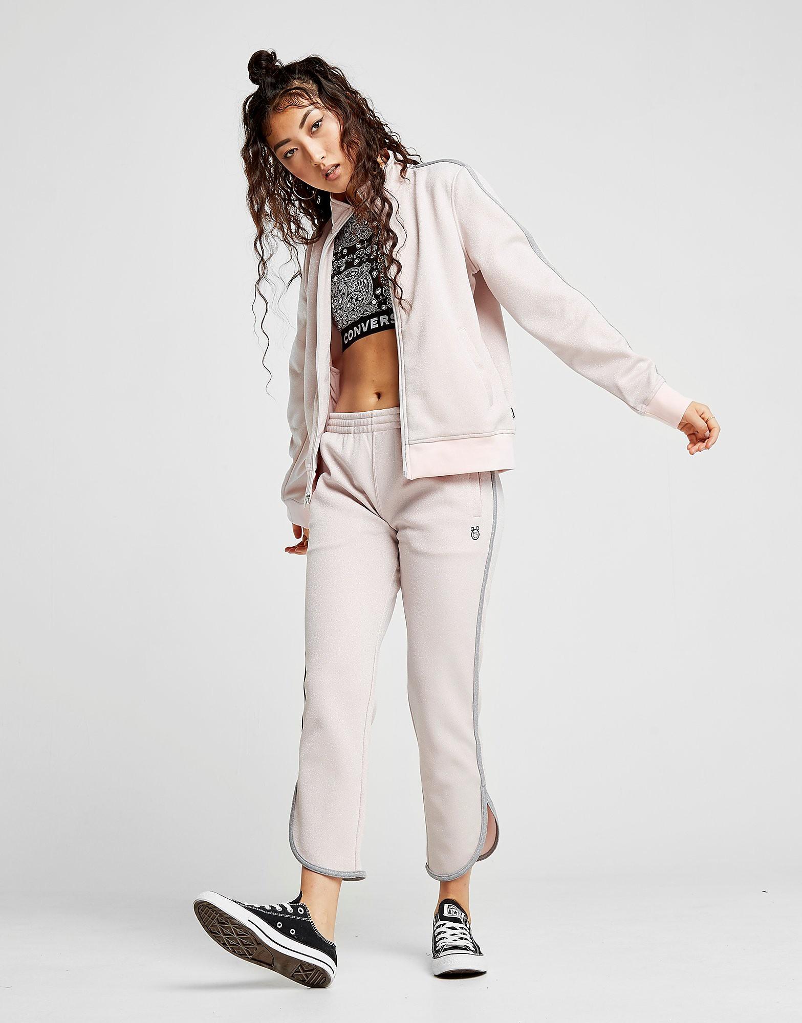 Converse x Miley Cyrus Sparkle Track Top