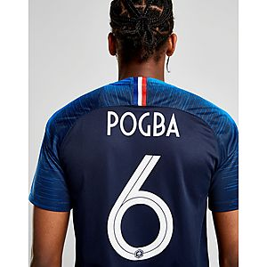 Nike France 2018 Pogba  6 Home Shirt ... dd122f964
