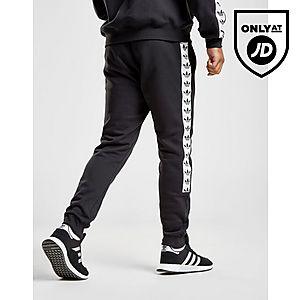 d05c55998 adidas Originals Tape Fleece Track Pants adidas Originals Tape Fleece Track  Pants