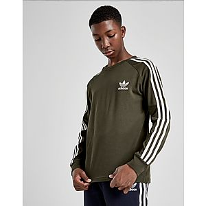 50df2ef76 adidas Originals California Long Sleeve T-Shirt Junior ...