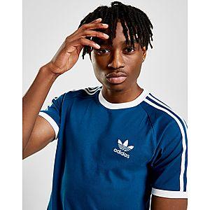 38dca26fa ... adidas Originals 3-Stripes California Short Sleeve T-Shirt