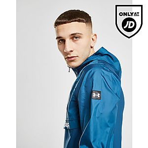 e0fdecdef8a6 Under Armour Sportstyle Mix Overhead Jacket ...