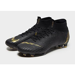 ... Nike Black Lux Mercurial Superfly Elite FG 90623ec71