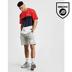 8e0c2ebc30df49 Nike Hybrid Fleece Shorts ...