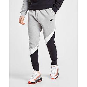 new product c83c7 1d3b3 Nike Swoosh Colour Block Fleece Pants Nike Swoosh Colour Block Fleece Pants