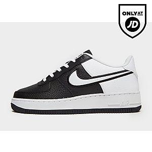 huge selection of c2802 b8612 Nike Air Force 1 Low Junior ...