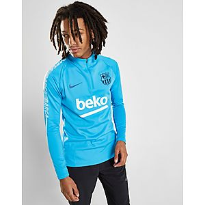 Nike Barcelona FC Squad Drill Track Top ... def487ef424