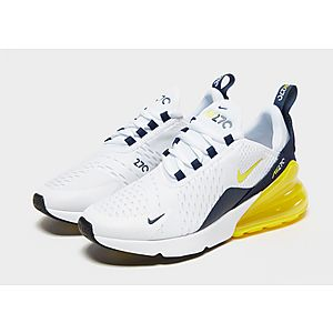 air max 270 junior jaune