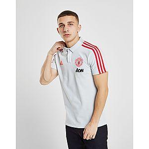 44b6026f0 adidas Manchester United FC Polo Shirt ...