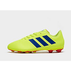 276bb9942 adidas Exhibit Nemeziz 18.4 FG Junior ...