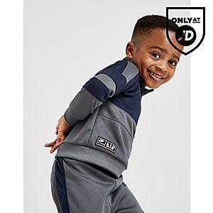 7f536bda65 ... Nike Air 1 4 Zip Tracksuit Infant