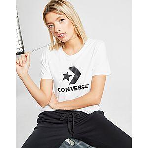4f16ad07e98d Converse Star Chevron Short Sleeve T-Shirt ...
