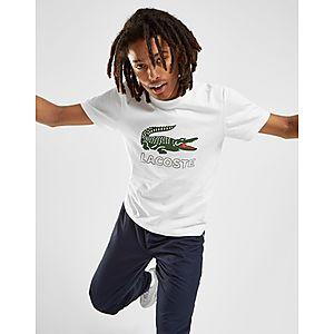 4f451f0bb02 Lacoste Large Crocodile Logo Vintage T-Shirt ...