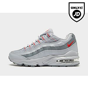 reputable site 29bf8 01513 Sale   Nike Air Max   JD Sports Ireland nike air max 95 junior red and
